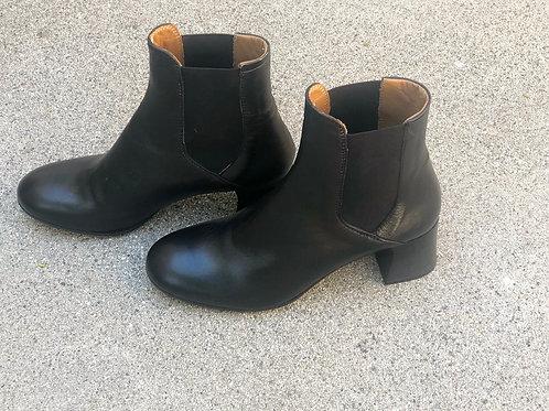 Gidigio - Tahiti Nero - Leather Boot