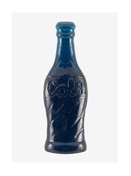 Gummy Cola Bottle (Blue Raspberry)
