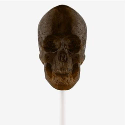 Gummy Skull Pop (Cola)