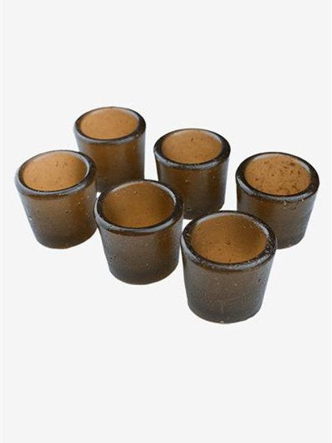 Gummy Shot Glass 6-Pack (Cola)