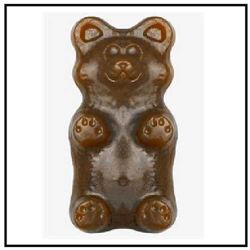 Gummy Grizzly Bear (2 lbs. Cola)