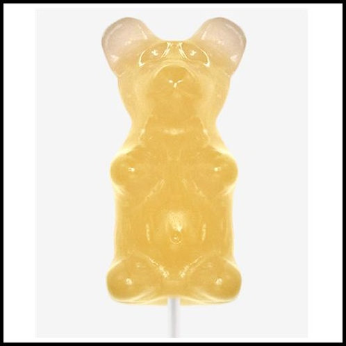 Giant Gummy Bear - Pineapple