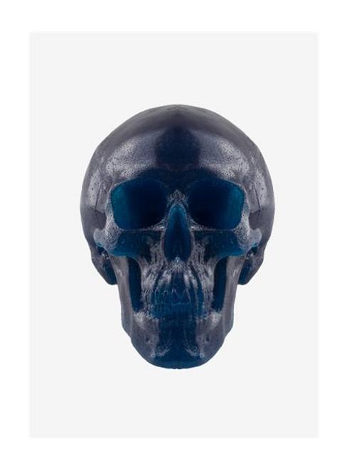 World's Largest Gummy Skull (Blue Raspberry)