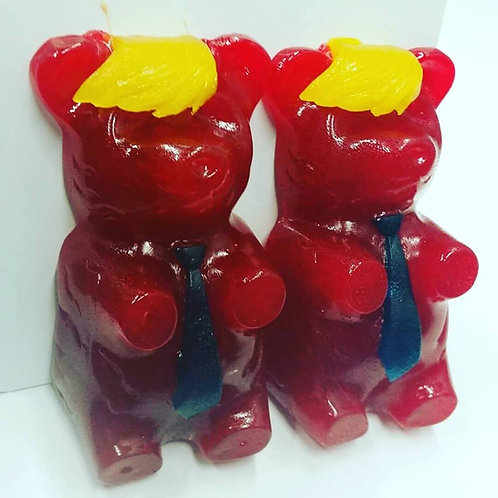 POTUS #45 World's Largest Gummy Bear (Trump)