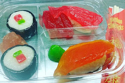 World Famous Gummy (TM) Sushi