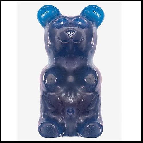 World's Largest Gummy Bear - Blue Raspberry