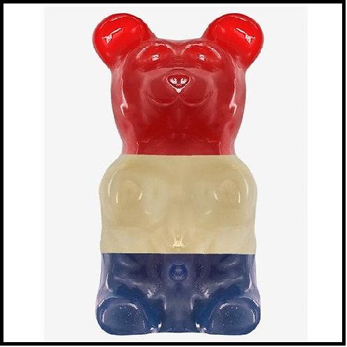 World's Largest Gummy Bear - Patriotic