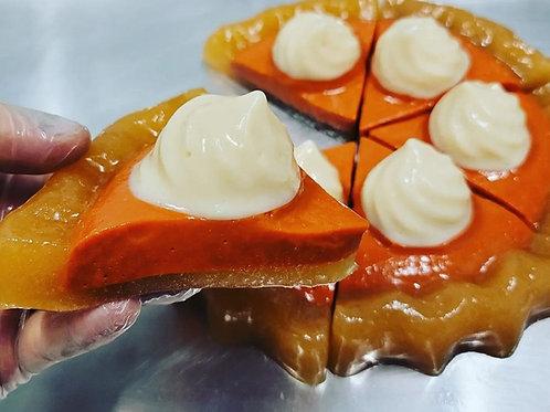 World Famous Gummy (TM) - Pumpkin Pie Slice