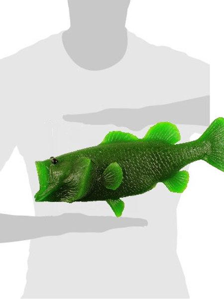 World's Largest Gummy Bass (Green Apple)