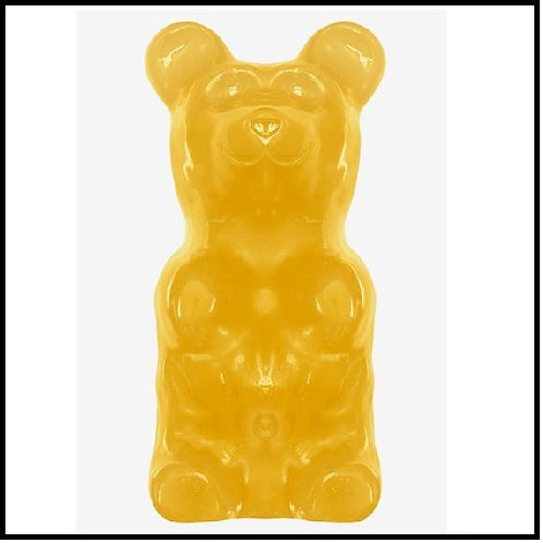 World's Largest Gummy Bear - Lemon