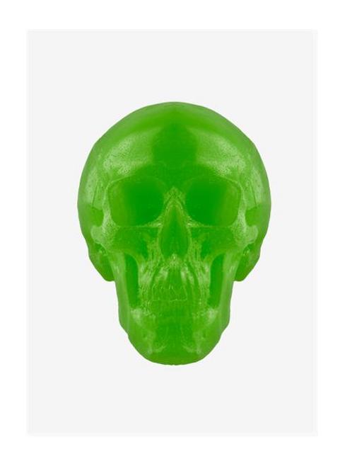 World's Largest Gummy Skull (Lime)