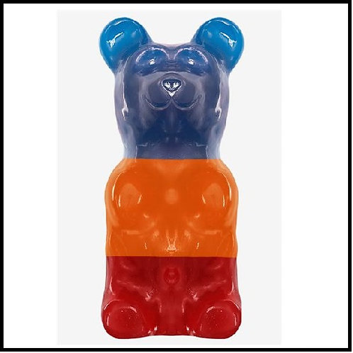 World's Largest Gummy Bear - Flavors