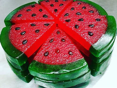 Gummy Watermelon Slice