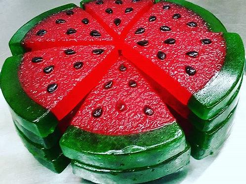 World Famous Gummy (TM) Watermelon Slice