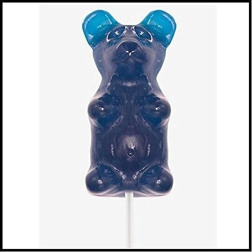 Giant Gummy Bear - Blue Raspberry