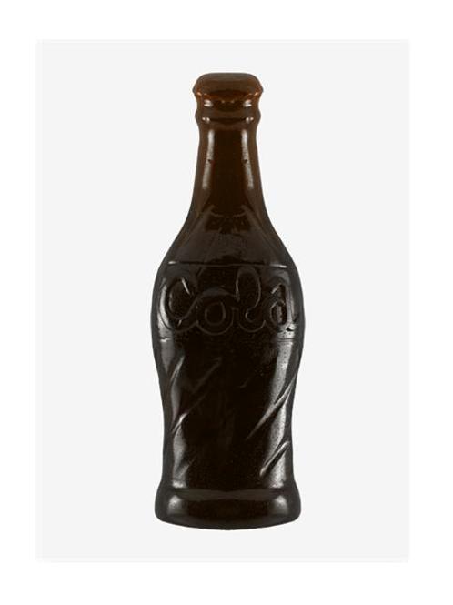 Gummy Cola Bottle (Root Beer)