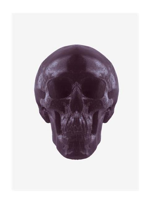 World's Largest Gummy Skull (Grape)
