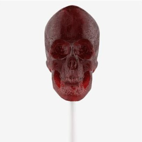 Gummy Skull Pop (Cherry Cola)