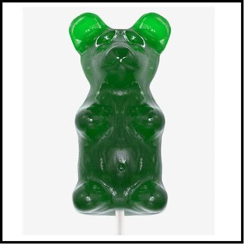 Giant Gummy Bear - Sour Apple
