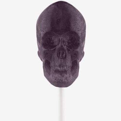 Gummy Skull Pop (Grape)