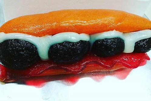 World Famous Gummy (TM) Meatball Sub