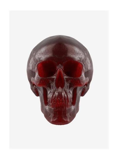 World's Largest Gummy Skull (Cherry Cola)