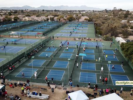 Top Spinning in Tucson, Arizona