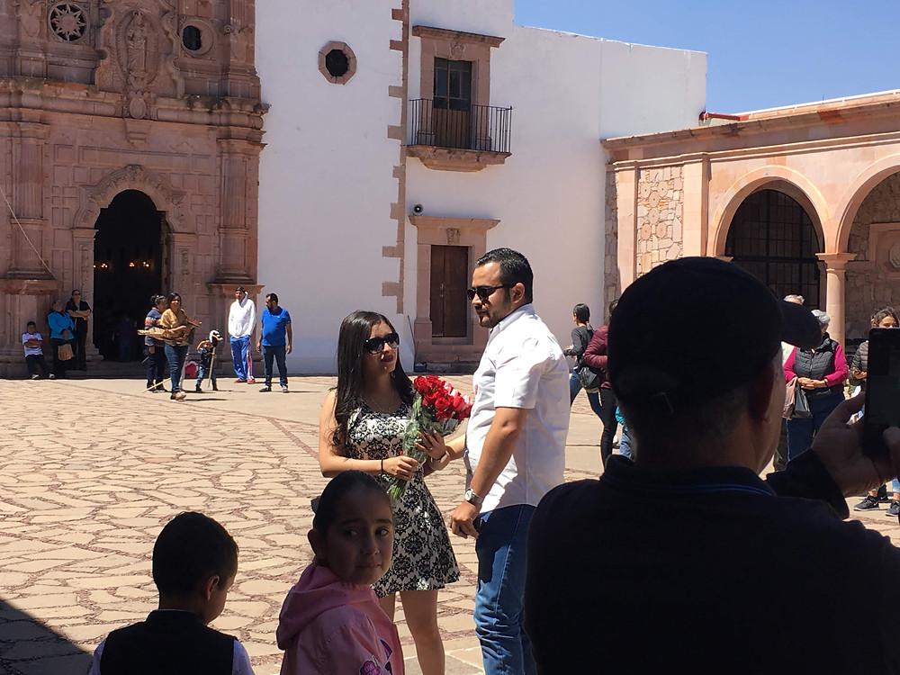 Proposal, Zacatecas, Mexico, Church