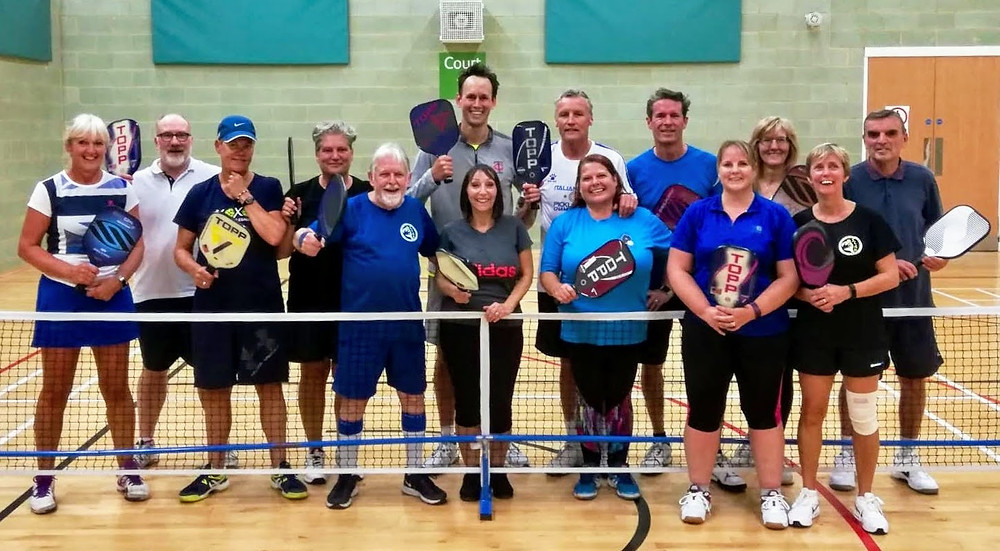 South London Area Pickleball court sport