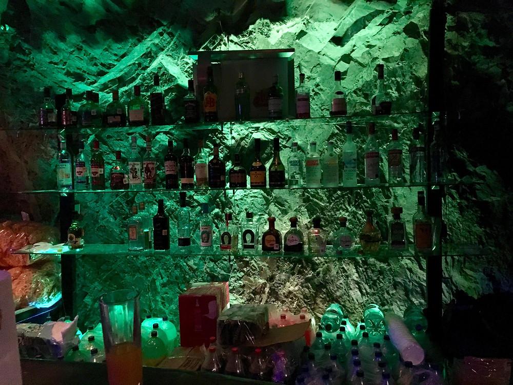 Bar, Club, Underground, Mexico, Zacatecas