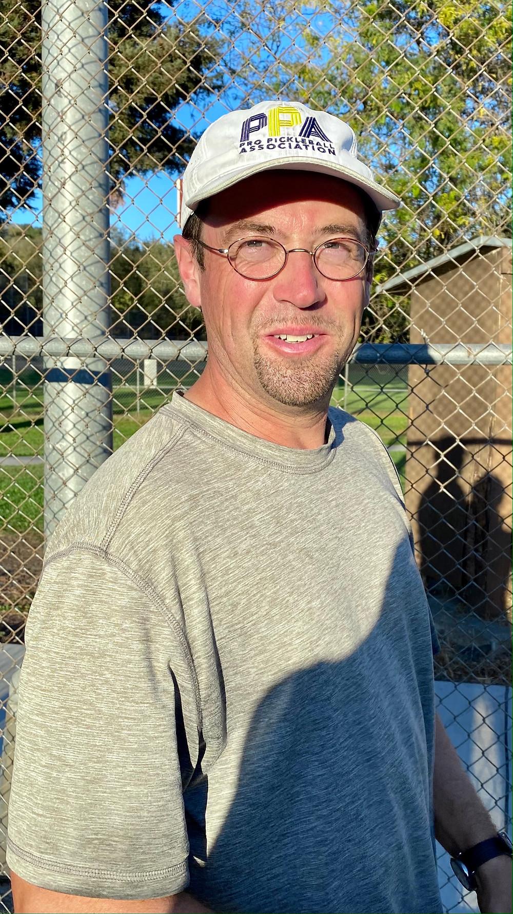 Adam MacKinnon - Pickleball Instructor in Sonoma County, CA