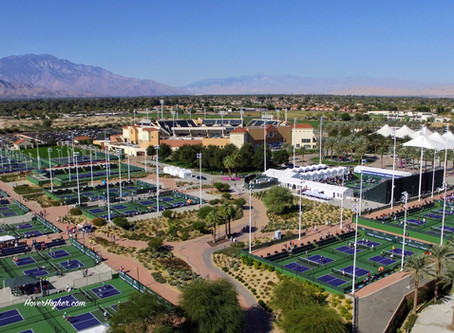 Margaritaville 2019, USA Pickleball National Championship, Indian Wells, CA