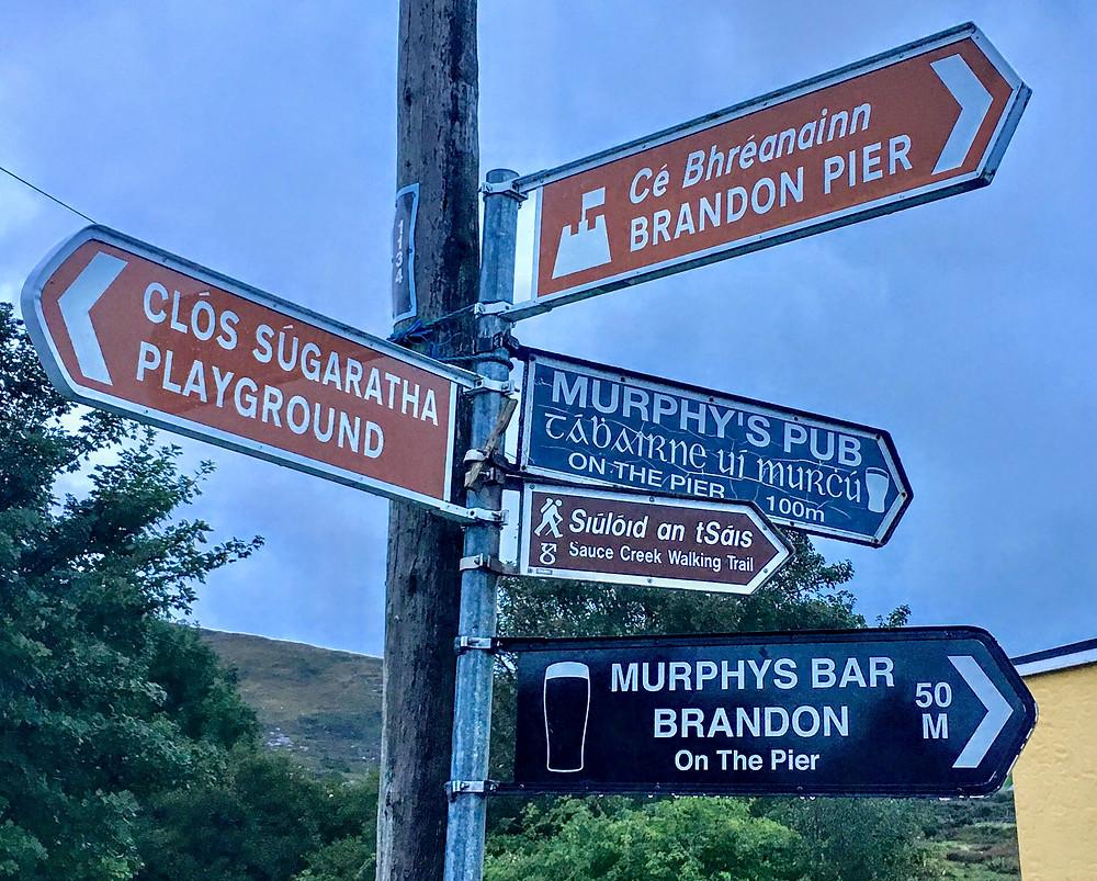 Murphy's Bar Ireland