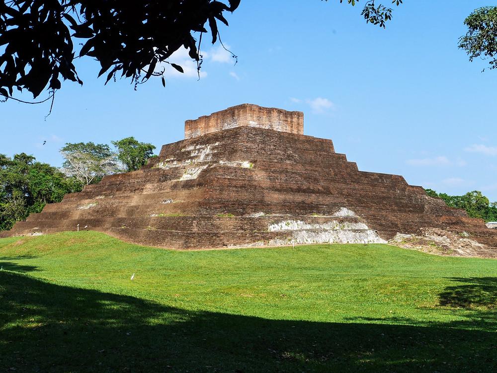 Villahermosa mayan ruins