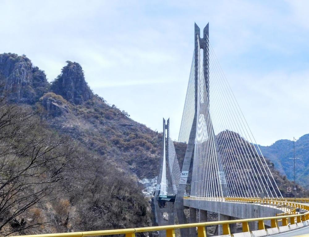 Baluarte Bicentennial Bridge, Mexico
