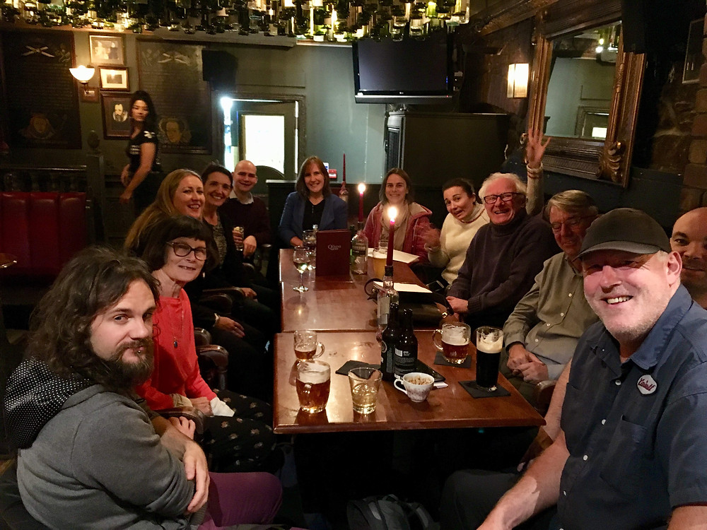 Capital Communicators Toastmasters The Queens Arms pub