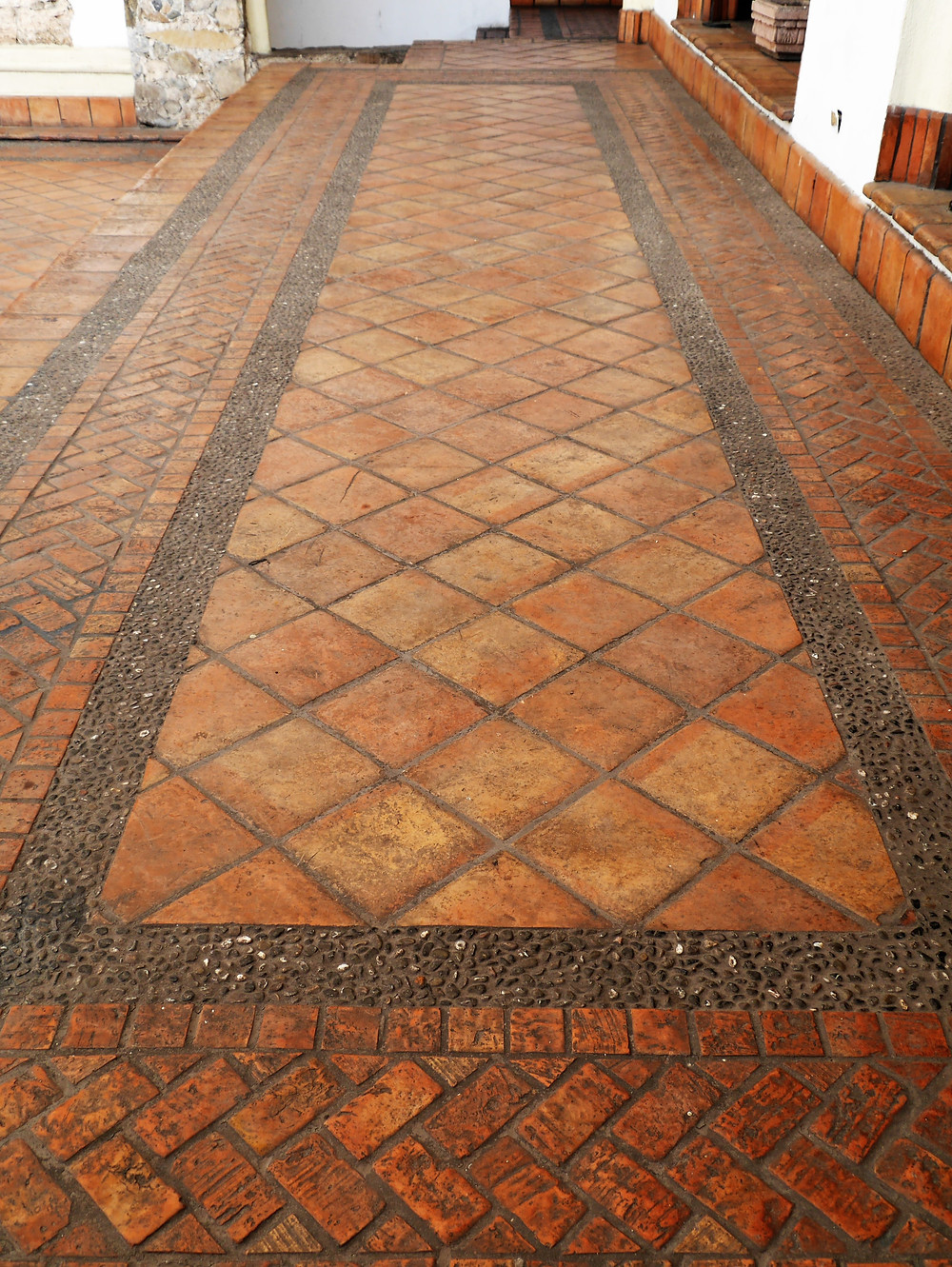 Saltillo, Coahuila, Mexico tiles