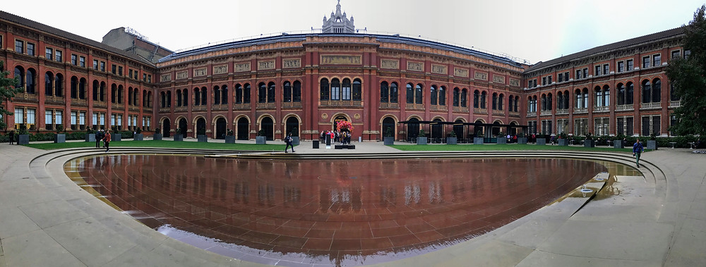 V&A museum London UK