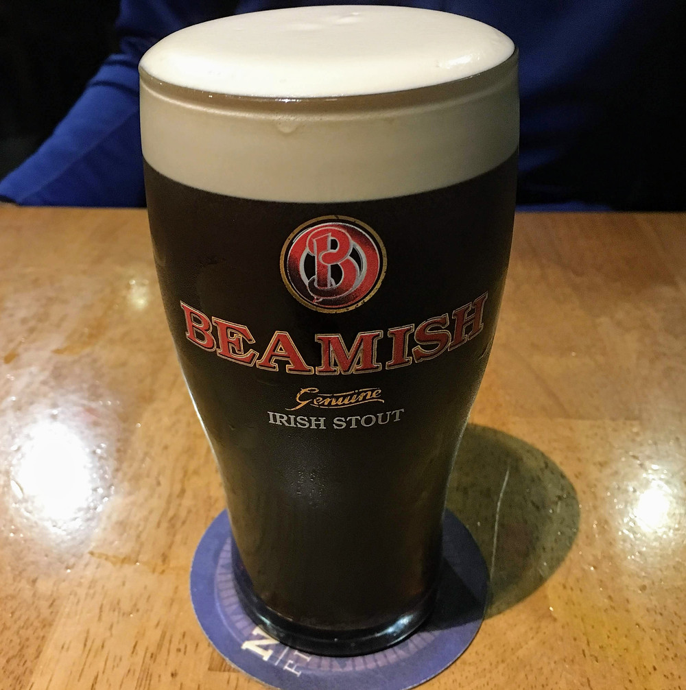 Beamish Irish Stout pub Lissarda Ireland