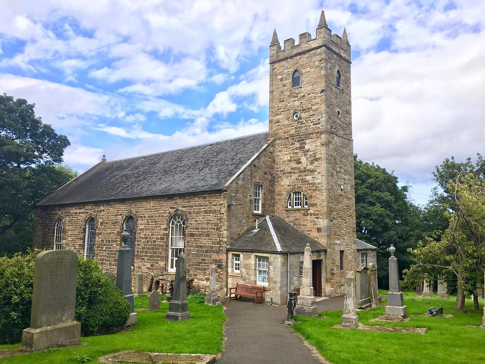 Tranent Parish Church Scotland