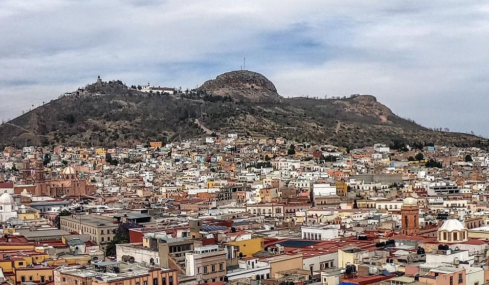 La Bufa, Mexico, Town, Zacatecas
