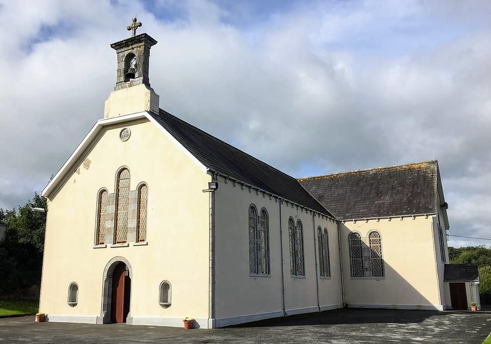 newer 1860 Saint Mary's RC Church Ireland