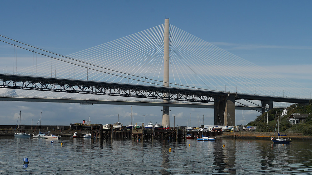 North Queensferry bridges