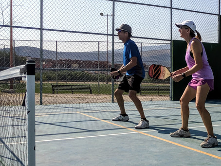 Our Pickleball History