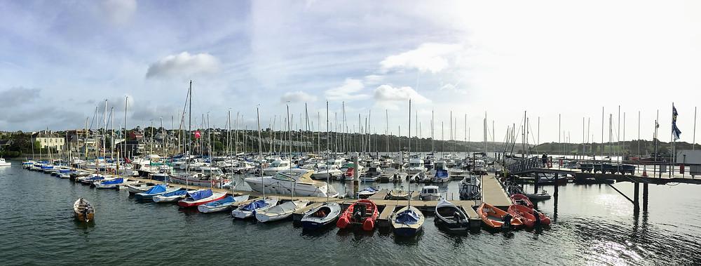 Kinsale Ireland Harbor