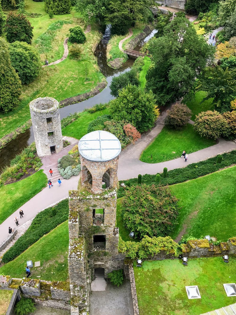 Blarney Castle County Cork Lissarda Ireland