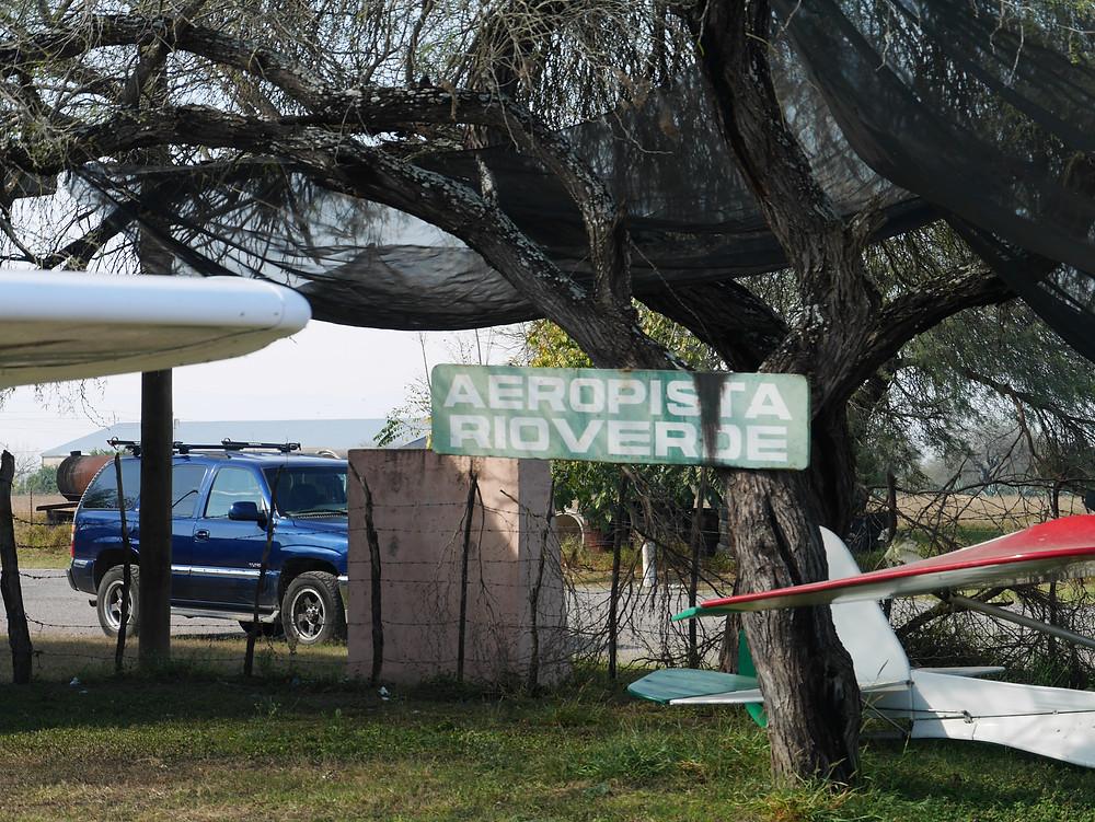 Aeropista Rioverde Mexico