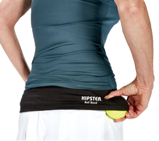 Hipster Ball Band for pickleballs great for practice