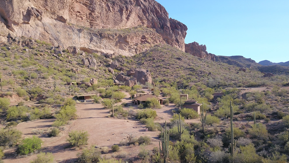 drone, DJI, Mavic Pro, view, Hover Higher drone photography, photo, shot, business, Superstition Mountains, AZ