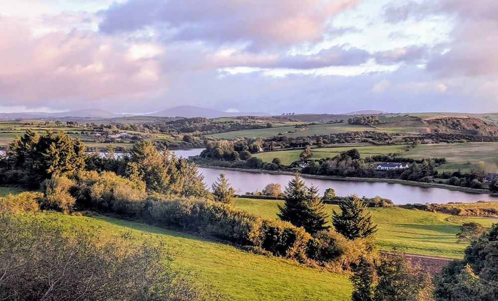 Lissarda County Cork Ireland beautiful view